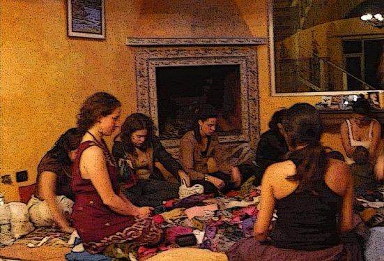 Mujeres solas en quito 2012